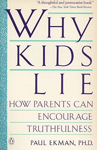 9780140143225: Ekman Paul : Why Kids Lie