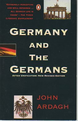 9780140143409: Germany and the Germans: After Unification; New Revised Edition