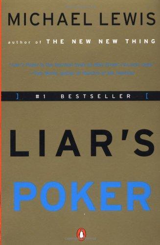 9780140143454: Liar's Poker: Rising Through the Wreckage on Wall Street