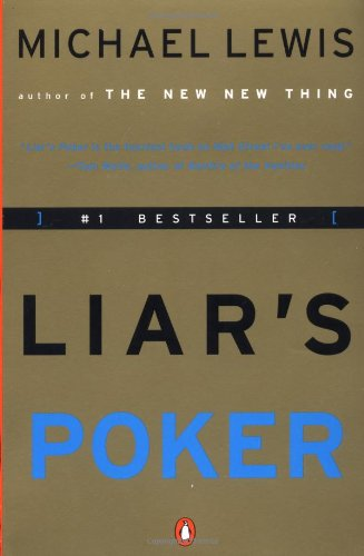 9780140143454: Liar's Poker: Rising Through the Wreckage on Wall Street