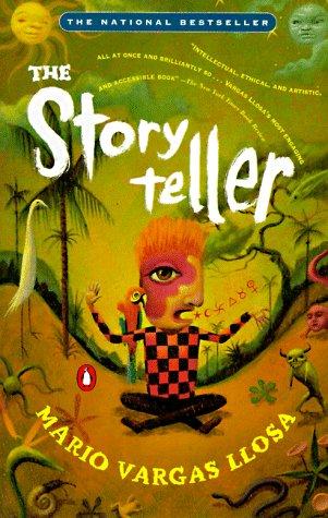 The Storyteller: Mario Vargas Llosa