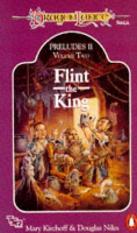 9780140143690: Dragonlance Preludes II: Flint, the King v. 2 (TSR Fantasy)