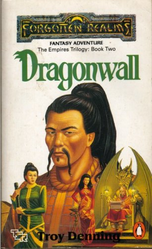 Dragonwall (The Empires trilogy, book 2)