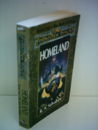 Homeland. Book One. the Dark Elf Trilogy: Salvatore, R.A.