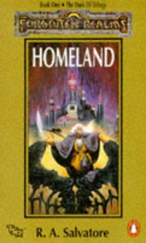 9780140143720: Homeland : Book One, The Dark Elf Trilogy
