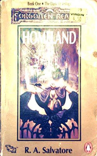 9780140143720: Homeland. Book One. the Dark Elf Trilogy