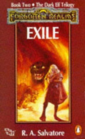 9780140143768: Exile (TSR Fantasy)
