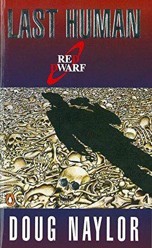 9780140143881: Last Human (Red Dwarf)