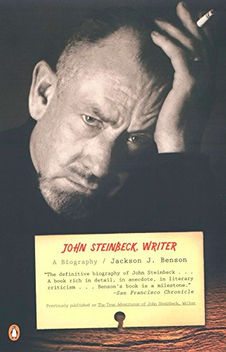 9780140144178: The True Adventures of John Steinbeck, Writer: A Biography