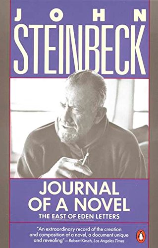 9780140144185: Journal of a Novel: The East of Eden Letters