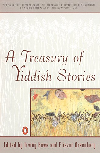 9780140144192: A Treasury of Yiddish Stories: Revised and Updated Edition