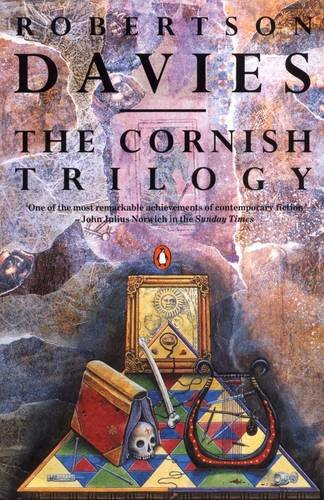 9780140144468: The Cornish Trilogy: What's Bred in the Bone, The Rebel Angels, The Lyre of Orpheus