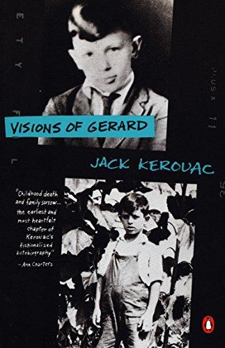9780140144529: Visions of Gerard: A Novel
