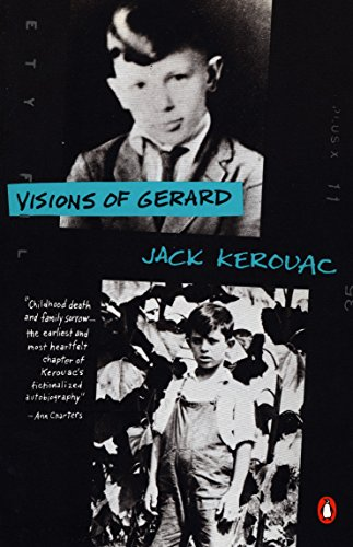 9780140144529: Visions of Gerard: A Novel