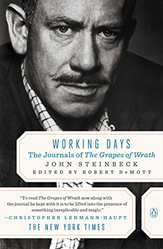 9780140144574: Working Days: The Journals of The Grapes of Wrath
