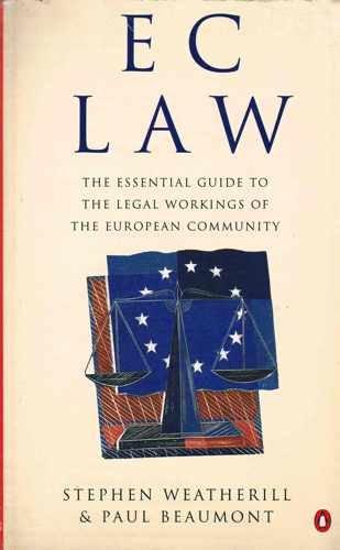 9780140145076: EC Law