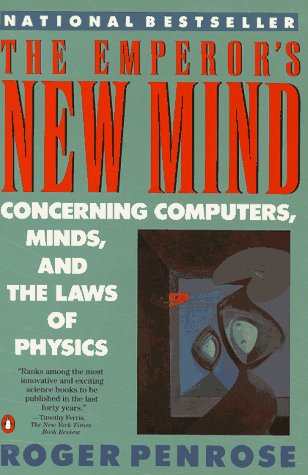 9780140145342: The Emperor's New Mind: Concerning Computers, Minds, and the Laws of Physics
