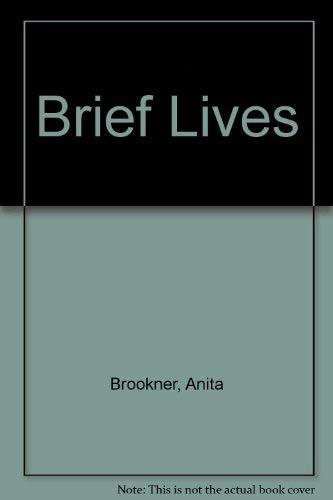 9780140145519: Brief Lives