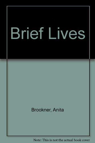 9780140145519: Brief Lives