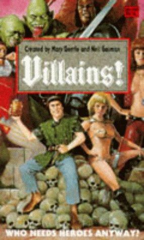 9780140145618: Villains!: Bk. 1 (Roc)