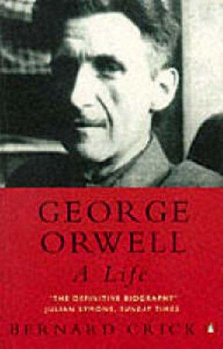 9780140145632: George Orwell: A Life