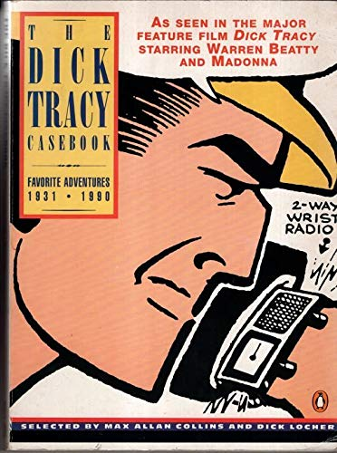 9780140145687: Dick Tracy Casebook (Penguin graphic fiction)