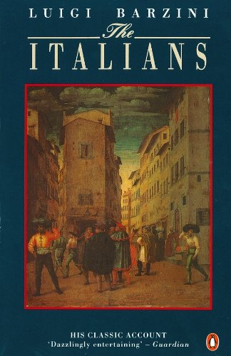 9780140145953: The Italians