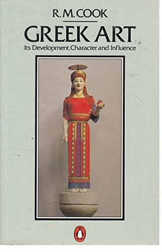 9780140146783: Greek Art: Its Development, Character, and Influence (Penguin Art & Architecture)