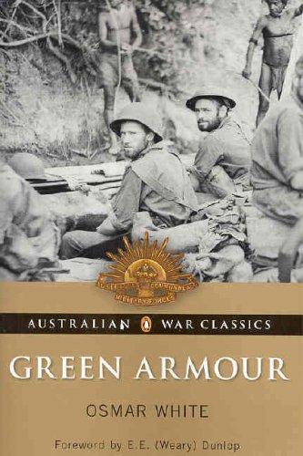 9780140147063: Green Armour (Penguin Australian Classics)