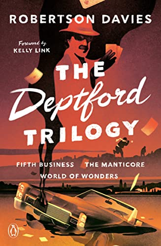 9780140147551: The Deptford Trilogy: Fifth Business, The Manticore, World of Wonders