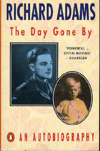 9780140147650: THE DAY GONE BY: An Autobiography