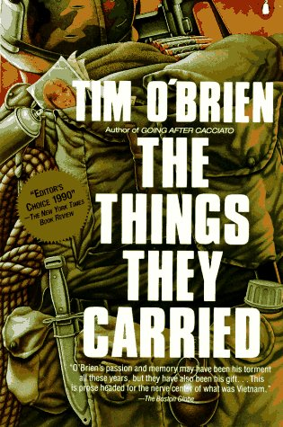 9780140147735: The Things They Carried (Contemporary American Fiction)