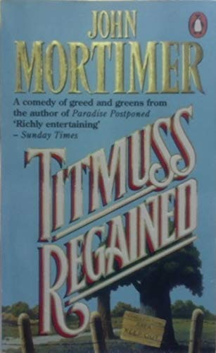 9780140148213: Titmuss Regained Tie In