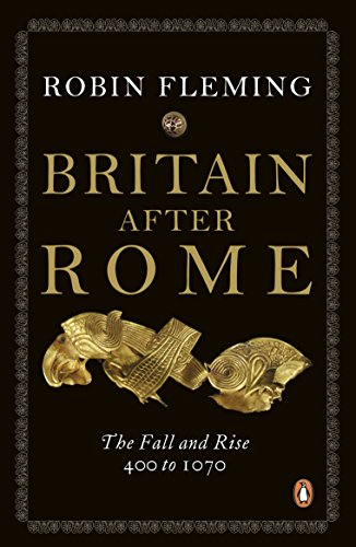 9780140148237: Britain After Rome: The Fall and Rise, 400 to 1070: Anglo-Saxon Britain Vol 2 (The Penguin History of Britain)