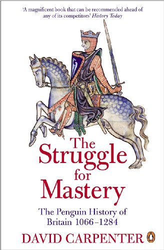 9780140148244: The Struggle for Mastery: The Penguin History of Britain, 1066-1284