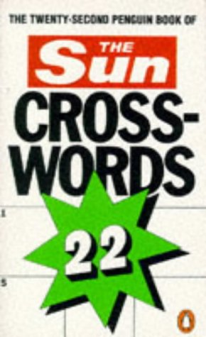 9780140148381: 22nd Penguin Bk Sun Crosswords (Penguin Crossword Puzzles)