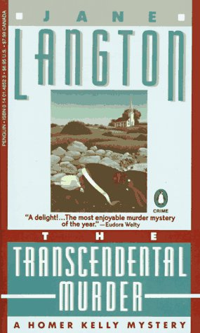 9780140148527: Langton Jane : Transcendental Murder(R/I) (Penguin Crime Monthly)