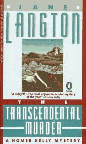 9780140148527: The Transcendental Murder (Homer Kelly, Book 1)