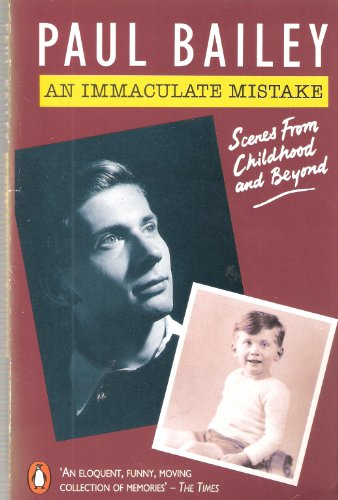 9780140148572: An Immaculate Mistake: Scenes from Childhood and Beyond