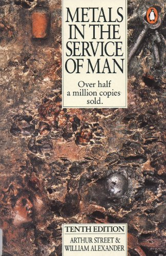 9780140148893: Metals in the Service of Man (Penguin Science)