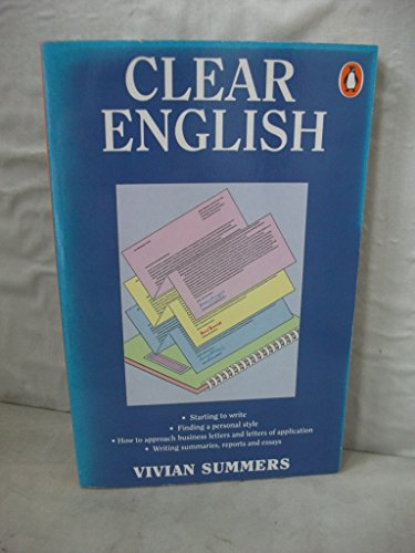 9780140149388: Clear English (A Penguin Self-Starter)