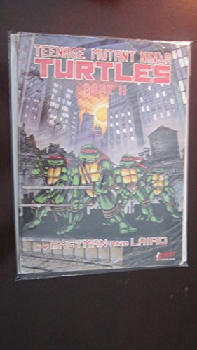 9780140149463: Teenage Mutant Ninja Turtles (2): Book II (Penguin graphic fiction)
