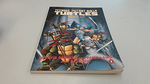 9780140149470: Teenage Mutant Ninja Turtles Book 3: Book III (Penguin graphic fiction)
