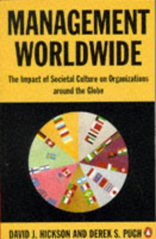 9780140149814: Management Worldwide: The Impact of Societal Culture on Organizations Around the Globe (Penguin Business)
