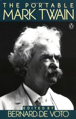The Portable Mark Twain (Viking Portable Library): Twain, Mark