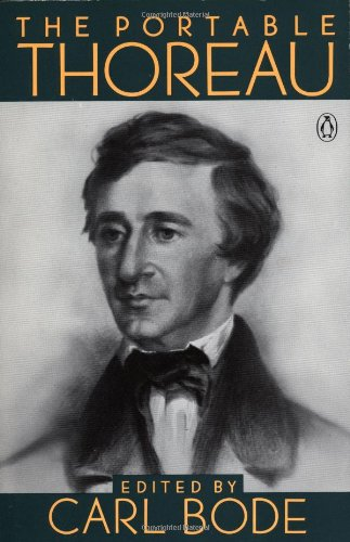 9780140150315: The Portable Thoreau (Portable Library)