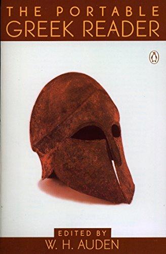 9780140150391: The Portable Greek Reader (Viking Portable Library)