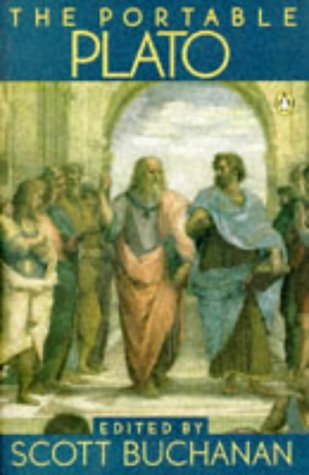 9780140150407: The Portable Plato (Portable Library)