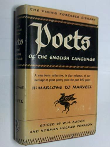 The Portable Elizabethan Poets: Elizabethan & Jacobean