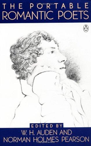 9780140150520: Poets of the English Language: Romantic Poets - Blake to Poe v. 4 (Viking portable library)